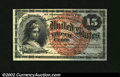 Fractional Currency:Fourth Issue, Fr. 1269 15¢ Fourth Issue Very Choice New. A lovely 15¢ not...