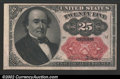 Fractional Currency:Fifth Issue, Fifth Issue 25c, Fr-1309, Choice CU....