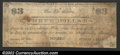 Obsoletes By State:Arkansas, 1862 $3 White & Hanley, Van Buren, AR, VF. A great piece of ...