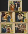 "Movie Posters:Comedy, Take Me Home (Paramount, 1928). Lobby Cards (5) (11"" X 14"").Comedy.... (Total: 5 Items)"