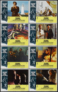 "Movie Posters:Adventure, The Light at the Edge of the World (National General, 1971). LobbyCard Set of 8 (11"" X 14""). Adventure.... (Total: 8 Items)"