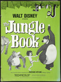 Movie Posters:Animated, The Jungle Book (Buena Vista, 1967). Pressbook (Multiple Pages). Animated....