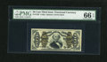 Fractional Currency:Third Issue, Fr. 1339 50c Third Issue Spinner Type II PMG Gem Uncirculated 66 EPQ....