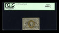 Fractional Currency:Second Issue, Fr. 1232 5c Second Issue PCGS Gem New 66PPQ....