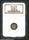 """Early Half Dimes: , 1797 H10C XF45 NGC. Mintage: 44,527. The latest Coin World """"..."""