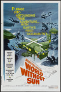 "Movie Posters:Documentary, World Without Sun (Columbia, 1964). One Sheet (27"" X 41""). Documentary...."