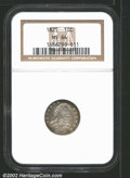 """Bust Dimes: , 1825 10C MS64 NGC. Mintage: 410,000. The latest Coin World """"..."""