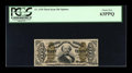 Fractional Currency:Third Issue, Fr. 1329 50c Third Issue Spinner PCGS Choice New 63PPQ....