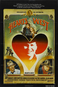"""Hearts of the West (United Artists, 1975). One Sheet (27"""" X 41""""). Western"""