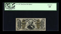 Fractional Currency:Third Issue, Fr. 1337 50c Third Issue Spinner PCGS Choice New 63....