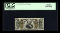 Fractional Currency:Third Issue, Fr. 1338 50c Third Issue Spinner PCGS Choice New 63PPQ....