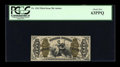Fractional Currency:Third Issue, Fr. 1343 50c Third Issue Justice PCGS Choice New 63PPQ....