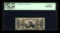 Fractional Currency:Third Issue, Fr. 1350 50c Third Issue Justice PCGS Very Choice New 64PPQ....
