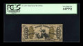 Fractional Currency:Third Issue, Fr. 1357 50c Third Issue Justice PCGS Very Choice New 64PPQ....
