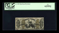 Fractional Currency:Third Issue, Fr. 1359 50c Third Issue Justice PCGS New 62PPQ....