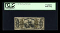 Fractional Currency:Third Issue, Fr. 1360 50c Third Issue Justice PCGS Very Choice New 64PPQ....