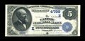 National Bank Notes:Maryland, Canton, MD - $5 1882 Date Back Fr. 533 The Canton NB Ch. # (E)4799....