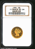 Proof Liberty Half Eagles: , 1894 $5 PR 64 Cameo NGC. The current Coin Dealer Newsletter ...