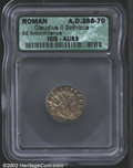 Ancients:Roman, Ancients, Roman. AD 268-270 Claudius II Gothicus AE ...