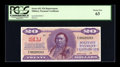 Military Payment Certificates:Series 692, Series 692 $20 Replacement PCGS Choice New 63....