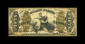 Fractional Currency:Third Issue, Fr. 1357 50c Third Issue Justice About New. This hand-signed Red Back Fiber Paper Justice is a scarce and underrated note in...