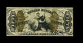 Fractional Currency:Third Issue, Fr. 1370 50¢ Third Issue Justice About New. This fiber-paper Justice is a light center fold away from the Choice New grade....