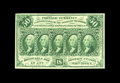 Fractional Currency:First Issue, Fr. 1312 50¢ First Issue Very Choice New. Nicely margined, withexcellent color, fresh, original paper surfaces and just a t...