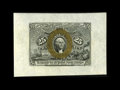 Fractional Currency:Second Issue, Fr. 1283SP 25¢ Second Issue Wide Margin Face Superb Gem New. Deep, original embossing, ideal color and very broad margins ar...