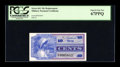 Military Payment Certificates:Series 661, Series 661 10c Replacement PCGS Superb Gem New 67PPQ....