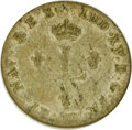 Colonials, 1741-A SOU M French Colonies Sou Marque VF30 NGC. ...