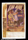 """Movie Posters:Science Fiction, Star Wars (20th Century Fox 1977) One Sheet (27"""" X41"""") Style D. Near Mint. ..."""
