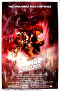 "Movie Posters:Science Fiction, The Empire Strikes Back (20th Century Fox 1980) One Sheet (27"" X 41"") Style A. Fans of the series consider this to be one of..."