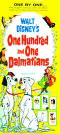 "Movie Posters:Animated, One Hundred and One Dalmatians (Buena Vista 1961) Lobby Card Set(11""x14""), Press Book. Now considered a true Disney animate..."