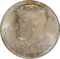 Kennedy Half Dollars, 1964-D 50C Doubled Die Obverse MS66 PCGS. FS-101, formerlyFS-013.4. The single finest PCGS-certified example of thisvariet...