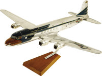 Cast Aluminum Model of Harry Truman's Presidential Plane, The Independence