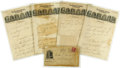 Autographs:Celebrities, Charles Lindbergh Autograph Letter Signed in Full. ...