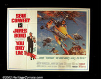 You Only Live Twice (United Artists 1967) Subway Style B. Sean Connery, as James Bond, returns to take on the forces of...