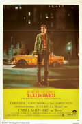 """Movie Posters:Drama, Taxi Driver (Columbia, 1976) One Sheet(27"""" X 41""""). Robert DeNiro gives one of his best and certainly most memorable performa..."""