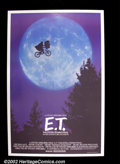 """Movie Posters:Science Fiction, ET, The Extraterrestrial (Universal, 1982). One Sheet (27""""X41"""") Though mistakenly called the Style B one sheet by some, rumo..."""