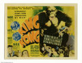 "Movie Posters:Horror, King Kong (RKO, 1933). Title Lobby Card (11""X14"") Among horror collectors, title cards are very collectible as they provide..."