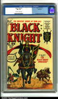 Bronze Age (1970-1979):Superhero, Black Knight #3 Bethlehem pedigree (Atlas, 1955). A very desirable comic, this rare Atlas title is a tough book to find. Off...