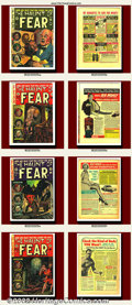 Golden Age (1938-1955):Science Fiction, The Haunt of Fear Group Lot (EC, 1952-1954). This Haunt of Feargroup includes issues #8, #20, #21, #22, #24, #25, #26, ... (Total:8 Item)