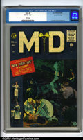 Golden Age (1938-1955):Miscellaneous, M.D. #2 Gaines File pedigree 9/12 (EC, 1955). An uncirculated copy from the publisher's own private cache. The expertly-rend...