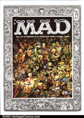 Silver Age (1956-1969):Humor, Mad #27 Gaines File pedigree (EC, 1956). Art by Wood, Davis and Elder. A photo-certificate attesting to the Gaines File ped...