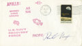 Autographs:U.S. Presidents, Apollo 11 First Day Cover Signed by Richard Nixon. ...