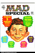Bronze Age (1970-1979):Humor, Mad 1970 Fall Special Gaines File pedigree (EC, 1970). Bonus voodoodoll. Contains seventeen pages of new material. A photo-...