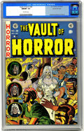 Golden Age (1938-1955):Horror, Vault of Horror #28 Gaines File pedigree 9/12 (EC, 1953). Anunread/uncirculated copy from publisher William Gaines' person...
