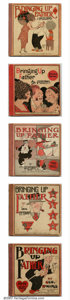 Platinum Age (1897-1937):Miscellaneous, Bringing Up Father Lot (Various Publishers, 1919). This lot is agold-mine for the George McManus collector. Featured here a...(Total: 5 Item)