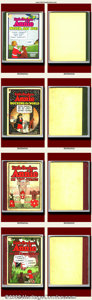 Platinum Age (1897-1937):Miscellaneous, Little Orphan Annie Hardback Lot (Cupples & Leon, 1927). This fascinating series of rare platinum-age books starts in 1926, ... (Total: 5 Item)