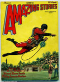Pulps:Science Fiction, Amazing Stories Vol. 3, #5 (Experimenter Publishing Co., 1928).Want to know the true origin of Buck Rogers? The first Buck ...